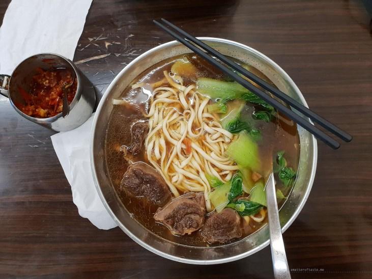 Food taiwan eef noodles