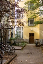 Friedrichshain Berlin apartment building
