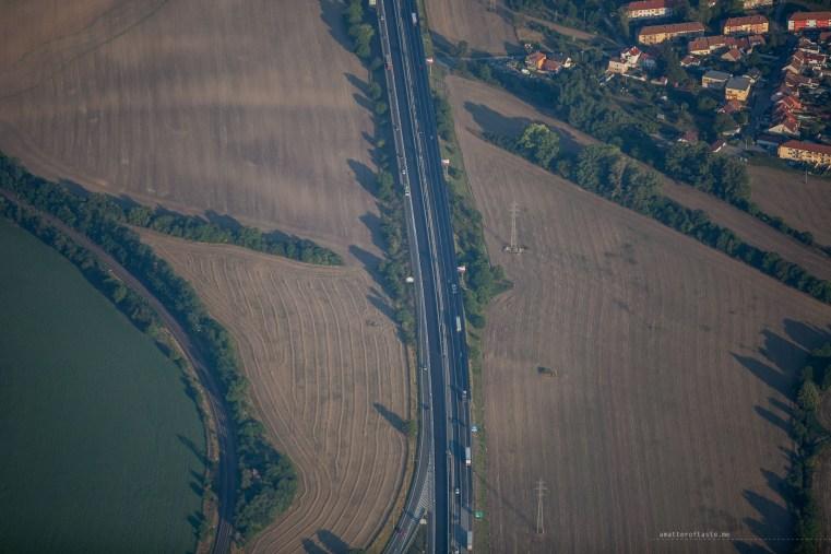 Hot air balloon fields