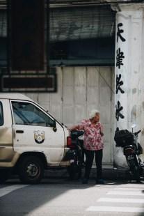 Ipoh photo ops street