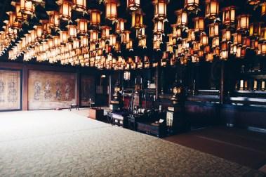 Japan-templelodging-morningceremony