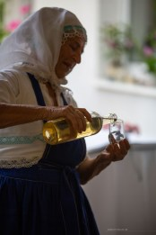 Jezov Moravia aunties home made wine welcome