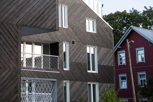 Life in Tallinn - architecture