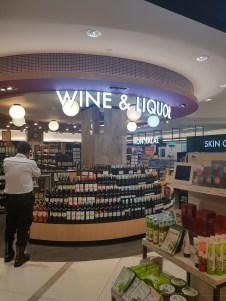 Malaysia KL non halal alcohol store