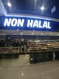 Malaysia KL non halal shop