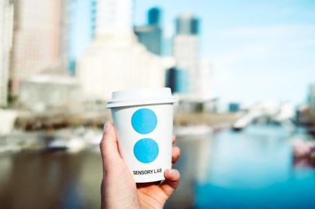 Melbourne between lockdowns cbd coffee