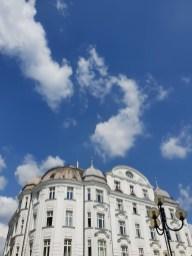 Ostrava building