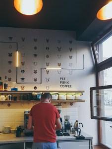 PetPunk Ostrava coffee