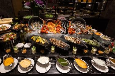Sofitel Kuala Lumpur Damansara kwee zeen restaurant seafood buffet
