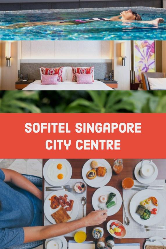 Sofitel Singapore City Centre pinterest