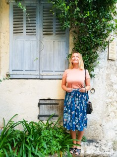 Southern France road trip cute town