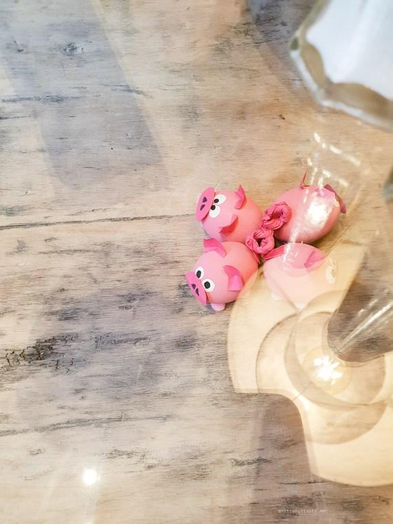 Vase Prasatko pigs