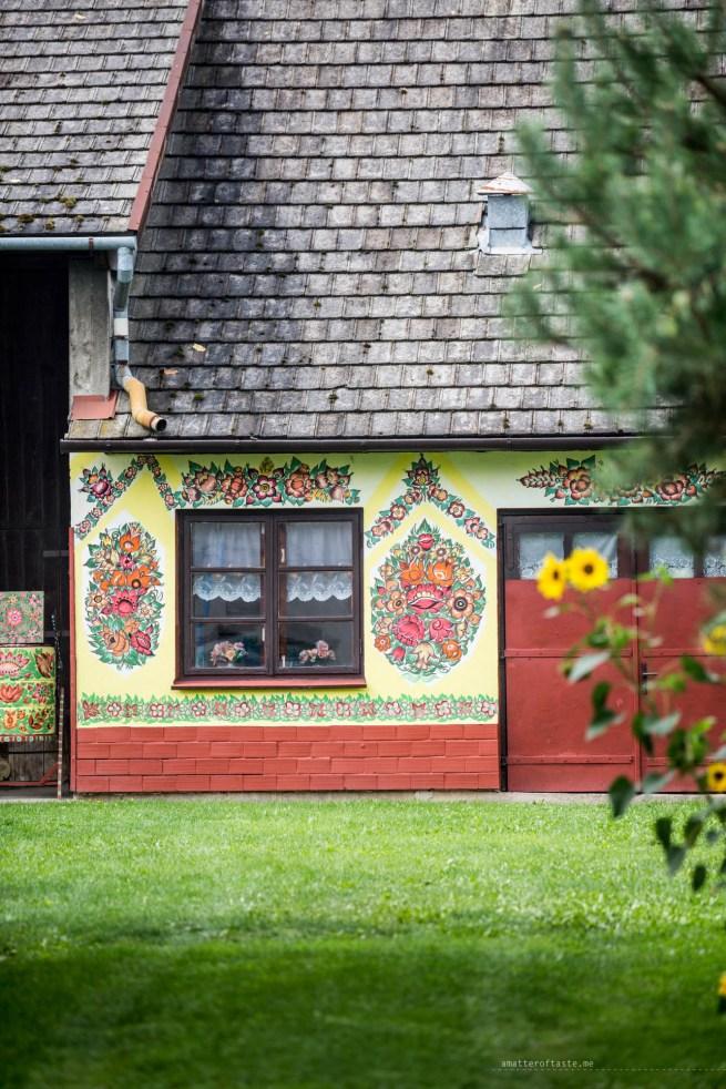 Zalipie-the most colourful village in Poland -6
