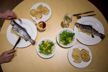 fresh-trout-dinner-recipe