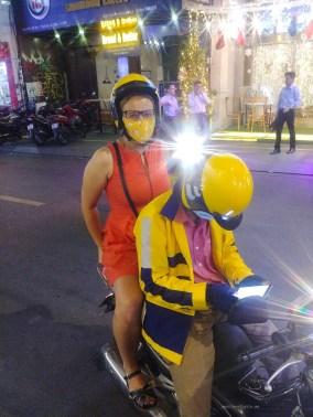 moto taxi saigon be ride