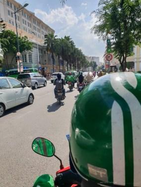 moto taxi saigon ride