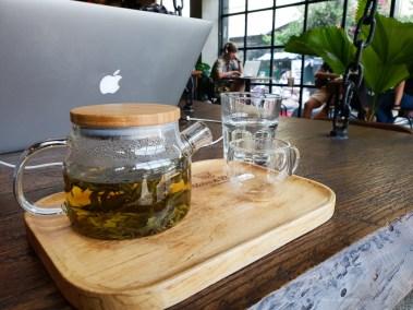 phin and bean HCMC tea