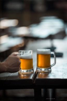 pilsner beer Czech Republic beer garden