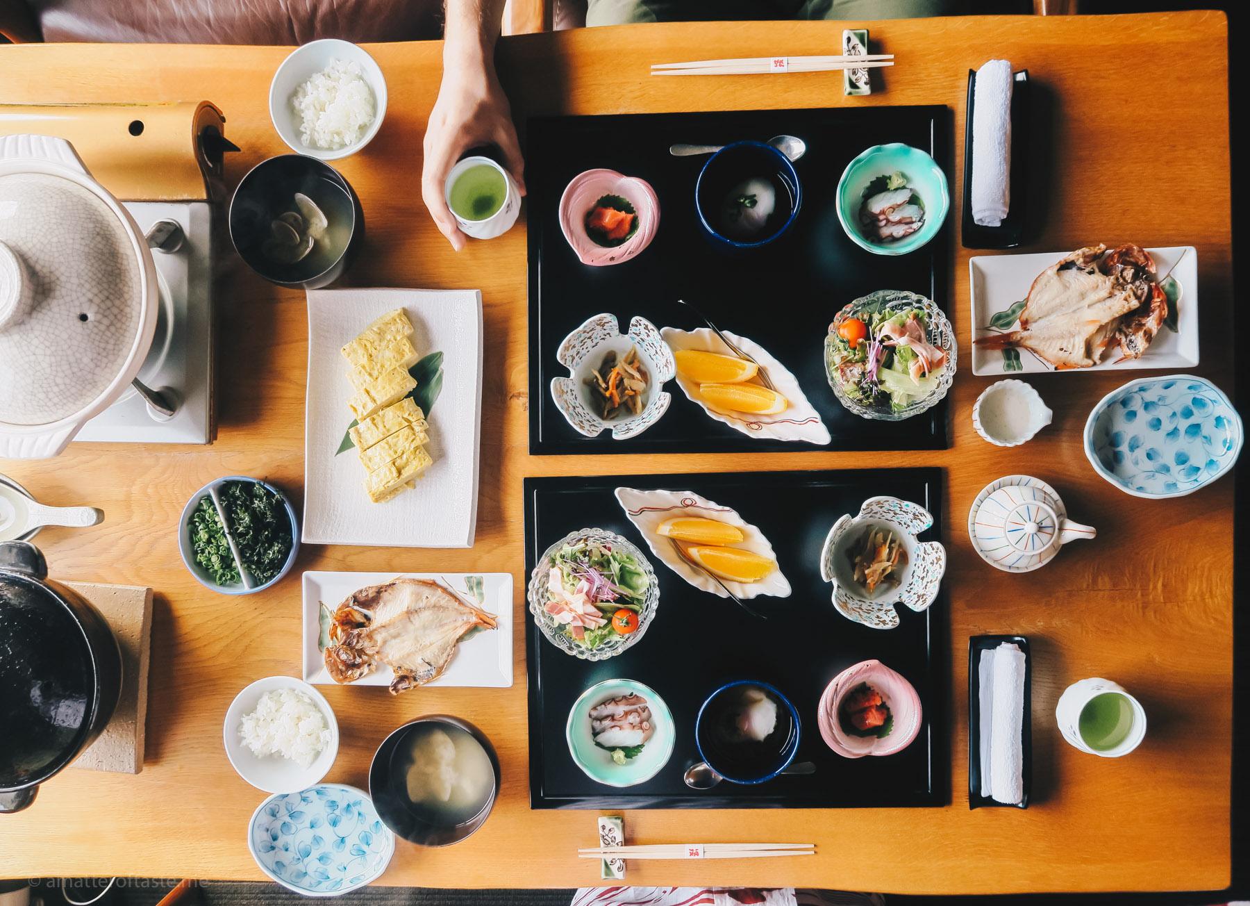 ryokan-breakfast