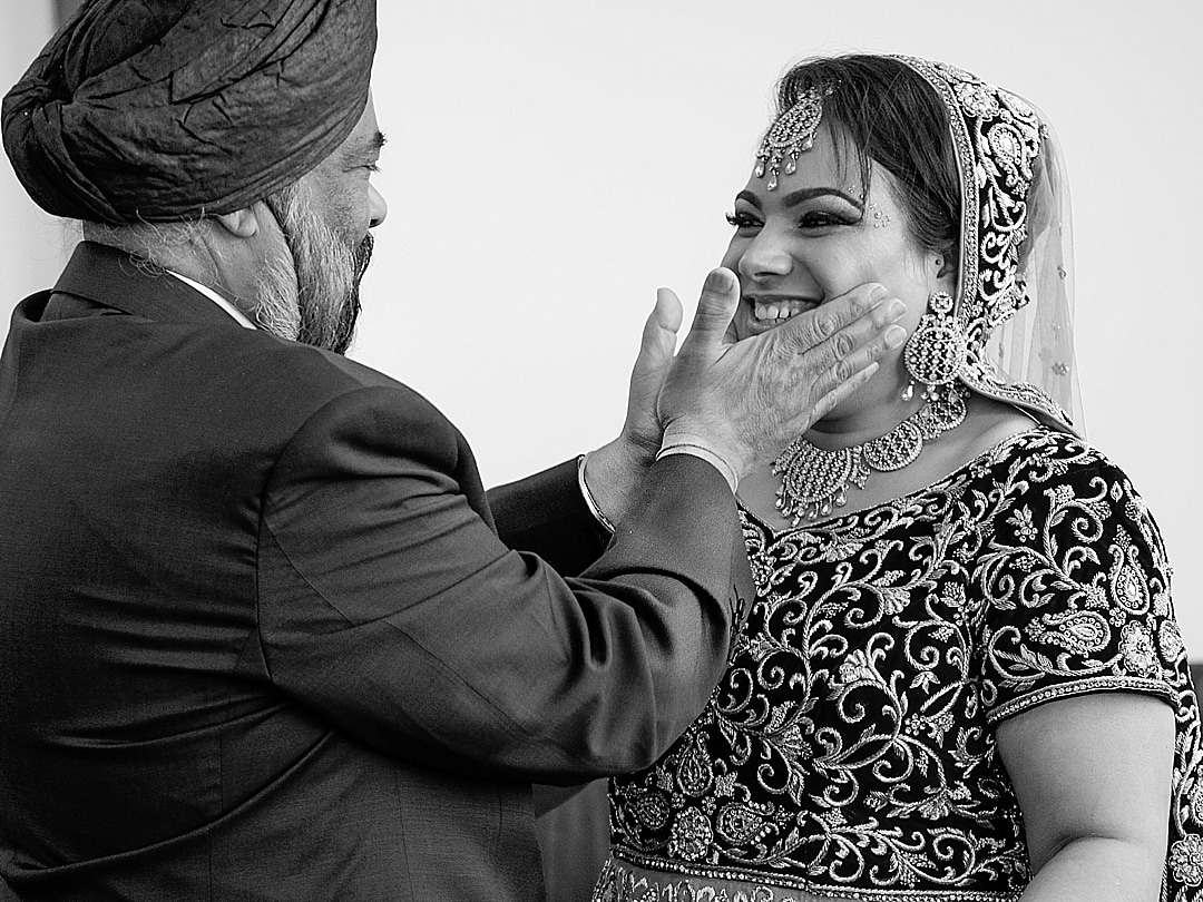 Sikh Wedding Photographer Ceremony