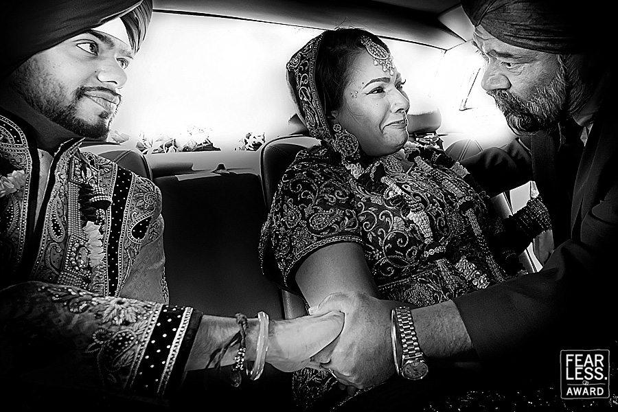 Award Winning Documentary Wedding Photography