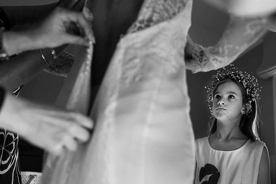 St Endreol Bridal Prep