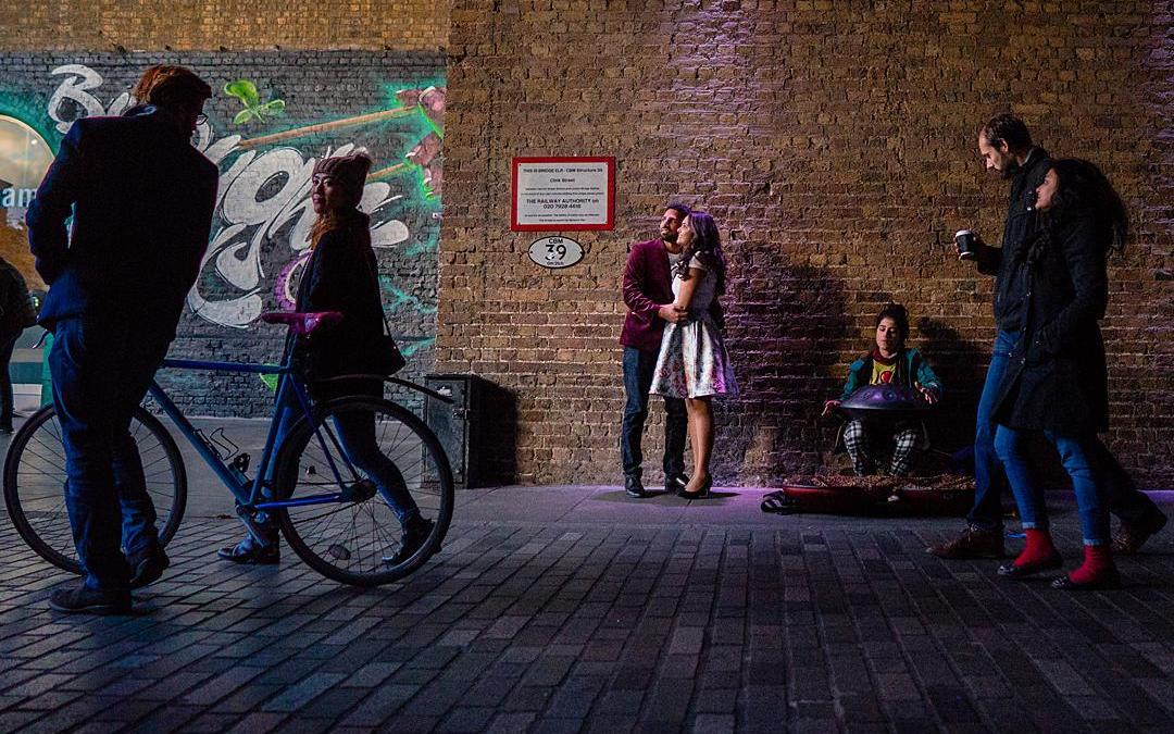 London Engagement Shoot | Aneri & Rishav
