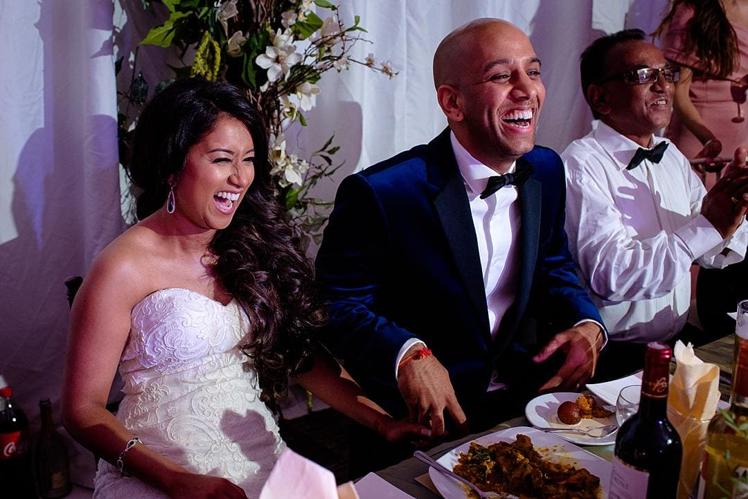 The Speeches The Mere Wedding PhotographySneak Peek