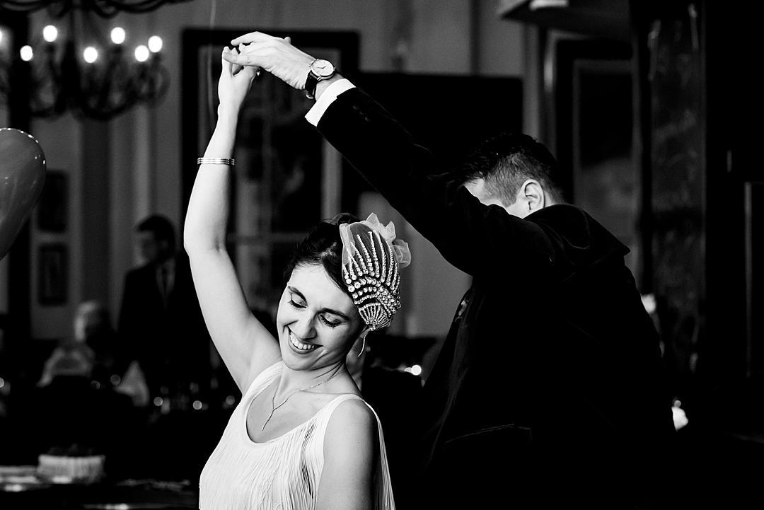 London Wedding Photographer at The Lamb Tavern