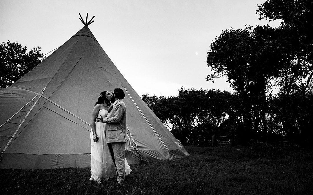 Countryside Farm Wedding Photography