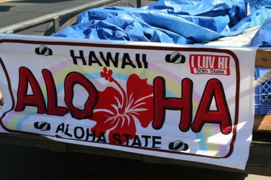 Whale-day 2009 Aloha