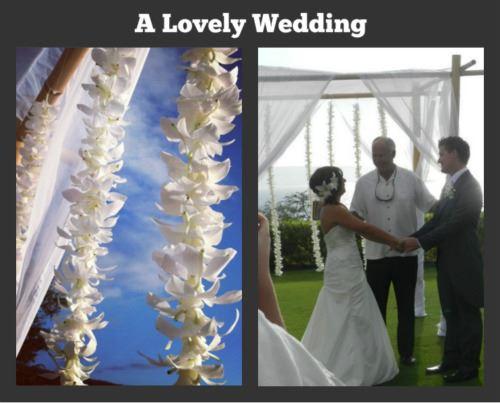 Wedding at Makena Golf Course Maui