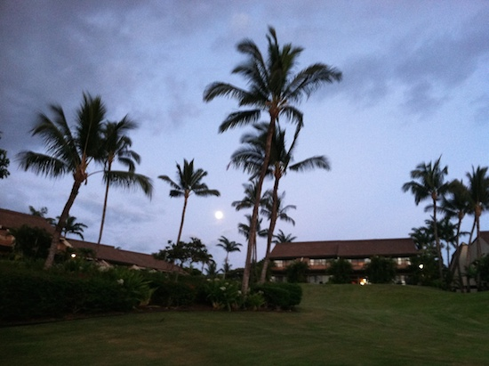 Full Moon on Maui 1