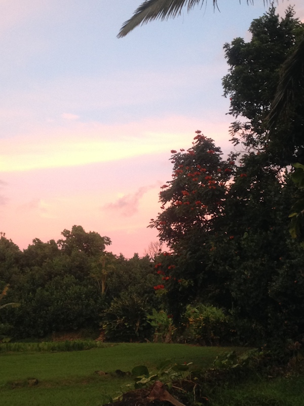 Keanae Maui Sunset 2