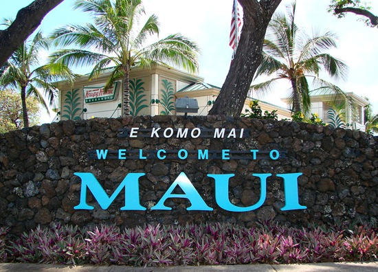Living on Maui – The Ups and Downs