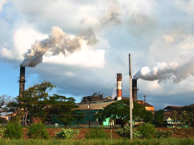 Puunene_mill - Maui Sugar Cane Plant