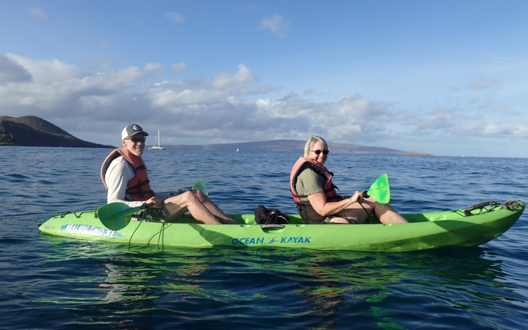 Best Kayaking and Snorkeling Tour on Maui With Hawaiian Paddle Sports