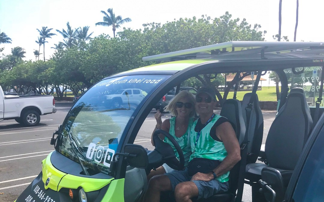 New Public Transportation Ride on Maui: Turtle Tracks
