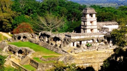 Palenque Zona Arqueológica
