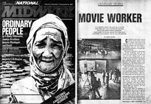 Midweek Movie Worker