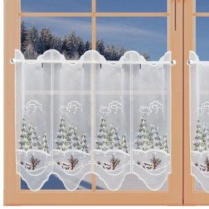 Scheibenhänger Wintertanne