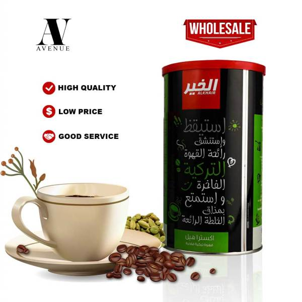 Alkhair Premium Turkish Coffee (Original Taste) 400g