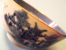This tea bowl is undoubtedly 18th Century but no one seems to care!
