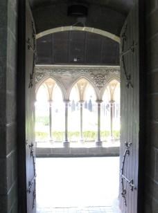 Door Mont St Michel (Large)