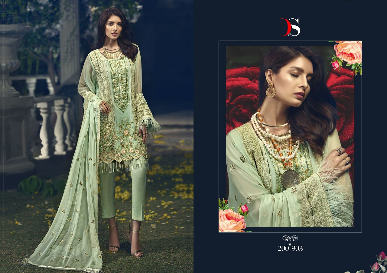 cebf9f1fc4 IMORZIA VOL 3 BY DEEPSY SUITS GEORGETTE EMBROIDERY PAKISTANI SALWAR KAMEEZ  WHOLESALE IN INDIA. DOWNLOAD ZIP