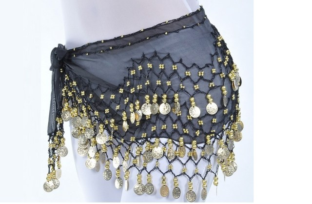 Controversy sparks over using 'Shakira' belly dance belt for ...