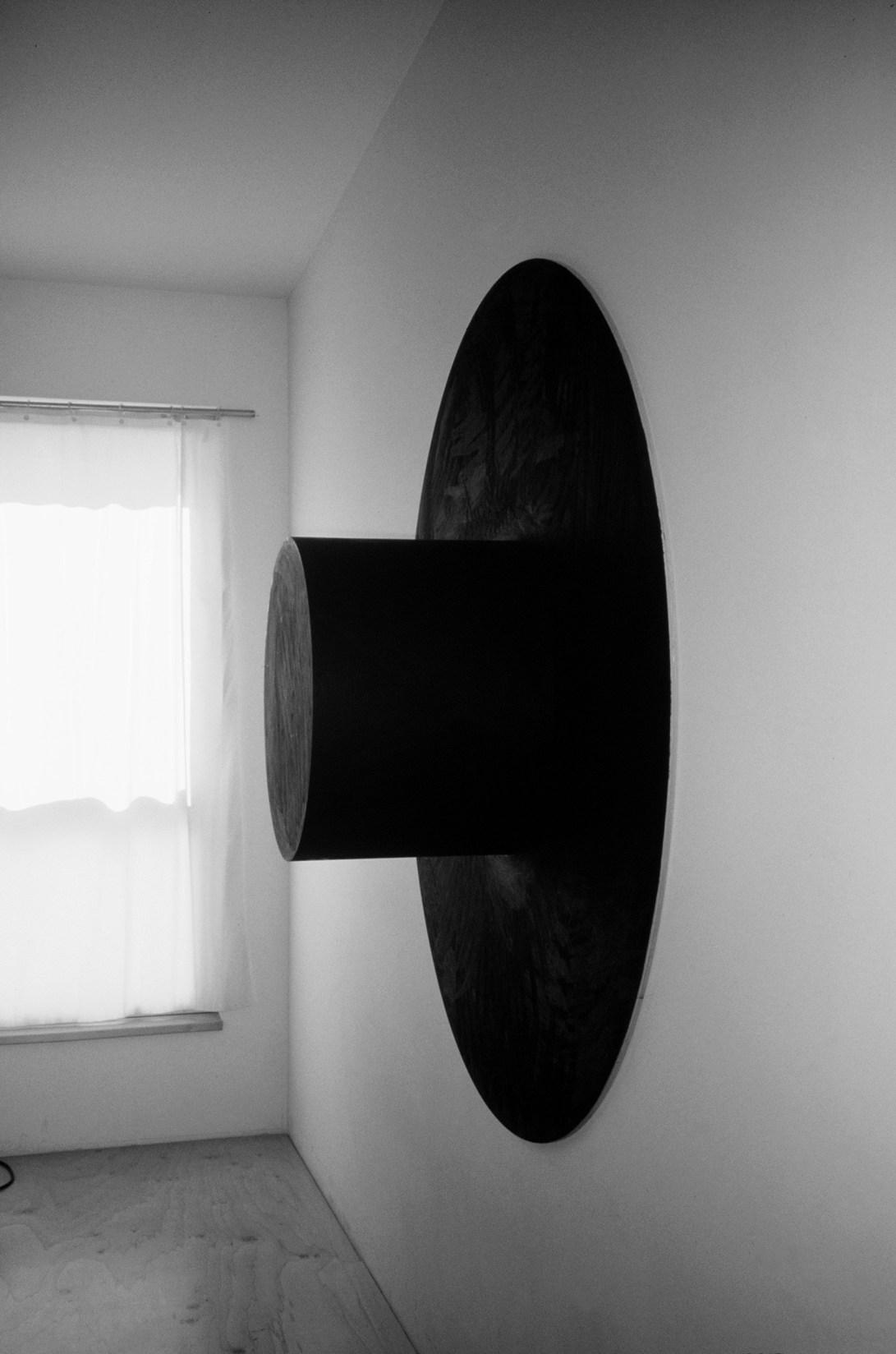 Sculpture 1, Untitled (Blk)