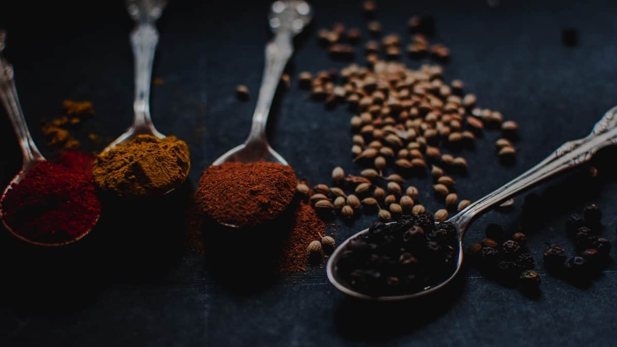10 Spices for Your Weekly Diet