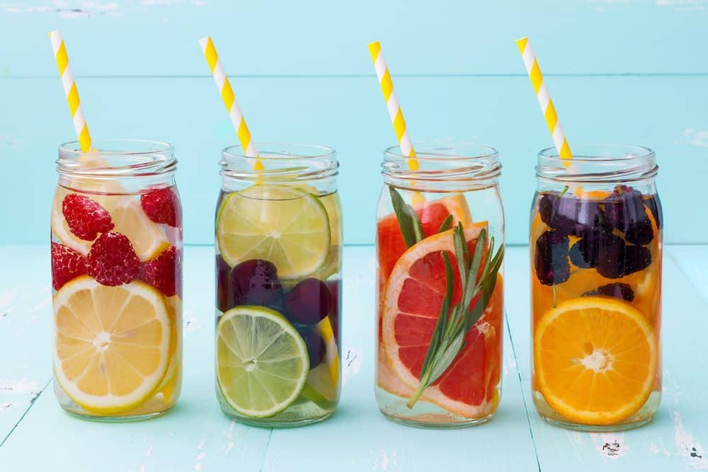 6 Fabulous Infused Waters for Gorgeous Skin