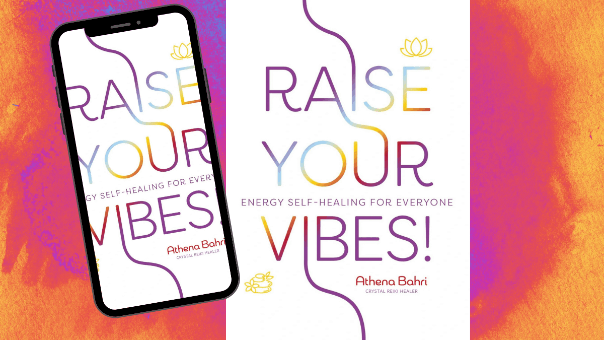 Review- Raise Your Vibes! Energy Self-Healing for Everyone